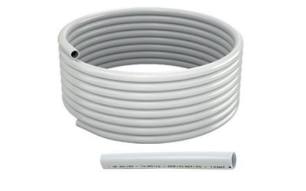 Componenti per linee di distribuzione acqua sanitaria for Tubo di pex per acqua calda